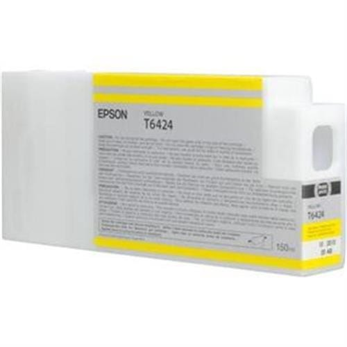 Kazeta EPSON T6424 SPro 7700/7890/7900/9700/9890/9900/WT7900 yellow 150ml