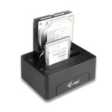 i-tec USB 3.0 SATA HDD Clone Docking Station