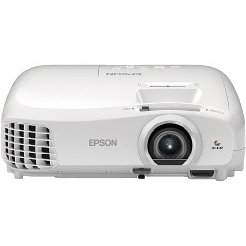 Projektor Epson EH-TW5210, 3LCD, Full HD, 3D, 2200 Ansi, 30000:1