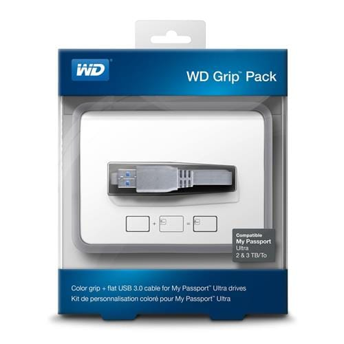 WD Grip rámček, MP Ultra 2-3TB, šedý