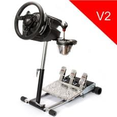 Wheel Stand Pro DELUXE V2, stojan na volant a pedále pre Thrustmaster T500RS