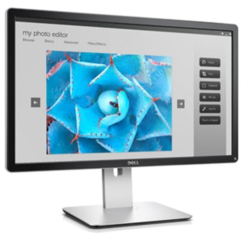 "Monitor DELL UltraSharp P2415Q IPS UHD 4K 3H-IPS 23,8""W 3840x2160 1000:1 6ms 300cd PIVOT HDMI DP USB Black"