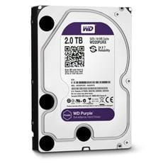 "Pevný Disk WD Purple 2TB, 3,5"", 64MB, IntelliPower, SATAIII, WD20PURX"