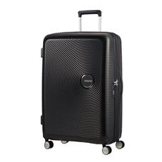 American Tourister Soundbox Spinner 77 Exp. Black