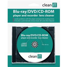 CLEAN IT Čistiace CD pre Blu-ray/DVD/CD-ROM