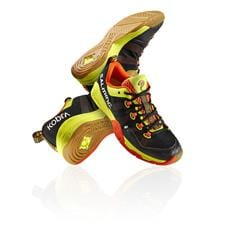 SALMING Kobra Men Black/Shock.Orange 8 UK, 42 2/3 EUR