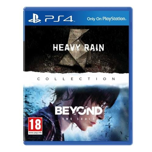 PS4 hra - The Heavy Rain™ & BEYOND: Two Souls™ Collection