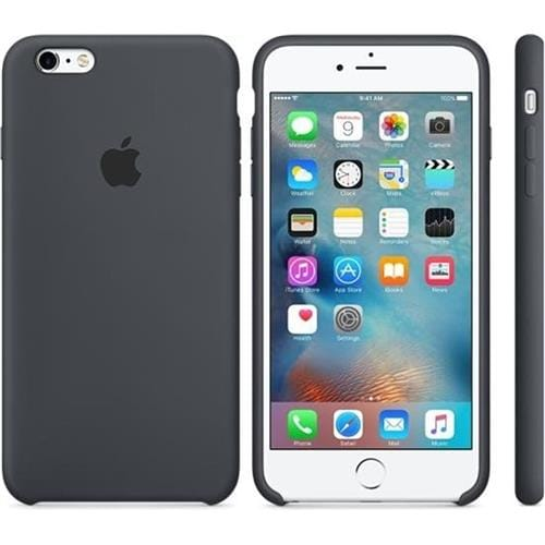 Apple iPhone 6S Plus Silicone Case Charcoal Gray