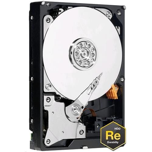 Pevný Disk WD Re 2TB, 3,5, 64MB, 7200RPM, SATAIII, WD2000FYYZ