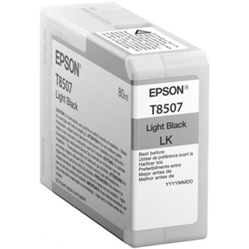 Kazeta EPSON SC-P800 Light Black 80ml
