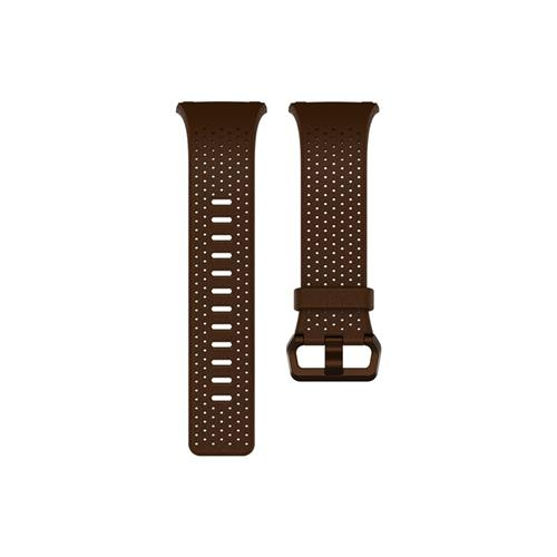 Fitbit Ionic remienok Leather Cognac - Small
