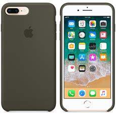 Apple iPhone 8 Plus / 7 Plus Silicone Case - Dark Olive