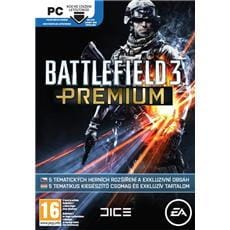 PC hra - Battlefield 3: Premium