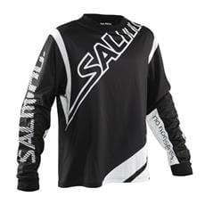 SALMING Phoenix GK JSY Black/White 164
