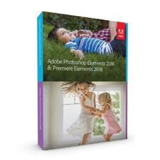 Adobe Photoshop/Premiere Elements 18 WIN CZ FULL