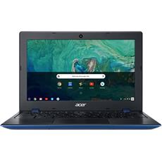 Acer Chromebook 11 - 11''/N3450/4G/32GB/Chrome modro-čierny