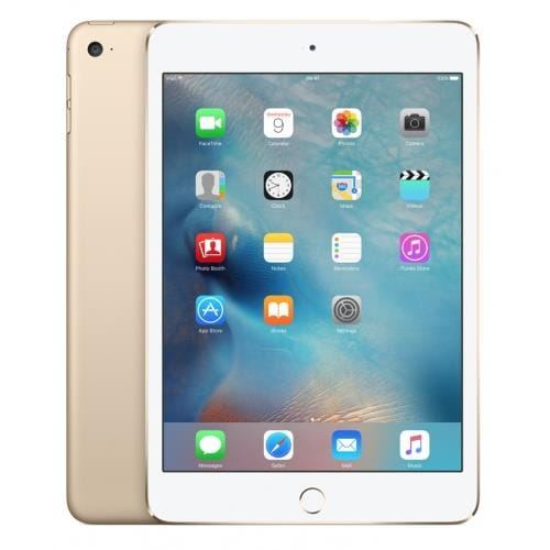 Apple iPad mini 4 Wi-Fi 32GB Gold