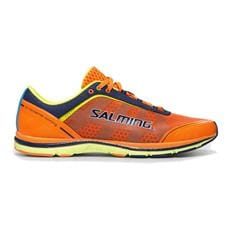 SALMING Speed 3 Shoe Men Shocking Orange 12 UK
